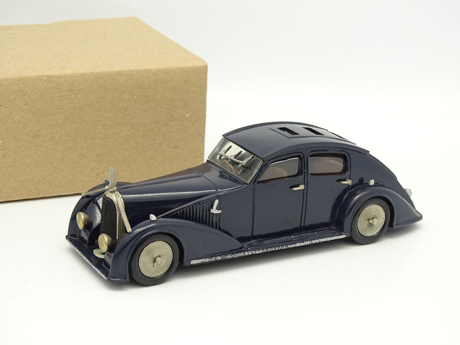 tomamos a los clientes como nuestro dios Epokit Kit Monté Resina 1 43 - Voisin C28 1938 1938 1938 Azul  ventas calientes