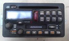 7KK36                   MONSOON CAR RADIO/CD/CASSETTE: UNTESTED