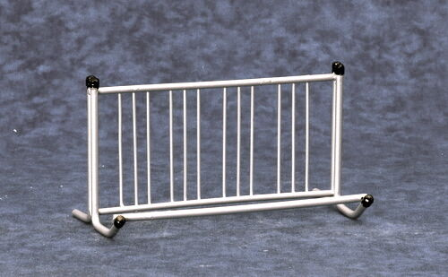Dolls House Miniature Bicycle Accessory 1.12 Scale Miniatures Bike Rack