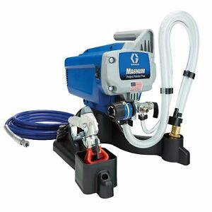 New Graco 257025 Magnum Project Painter Plus Airless 2 5