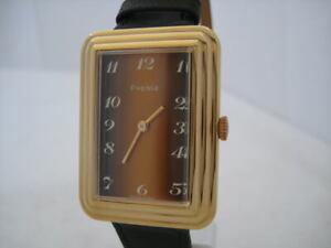NOS-NEW-SWISS-MADE-RARE-MECHANICAL-HAND-WINDING-GOLD-PLATED-PHENIX-WATCH-1960-039-S