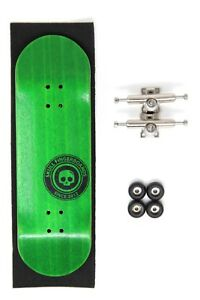 Skull-Fingerboards-The-Originals-Collection-Green-30MM