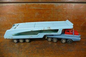 Vintage 1960s SSS INTERNATIONAL Tin Toys Japan Race Car ...