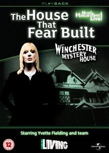 Most-Haunted-Live-The-House-That-Fear-Built-DVD-Region-2