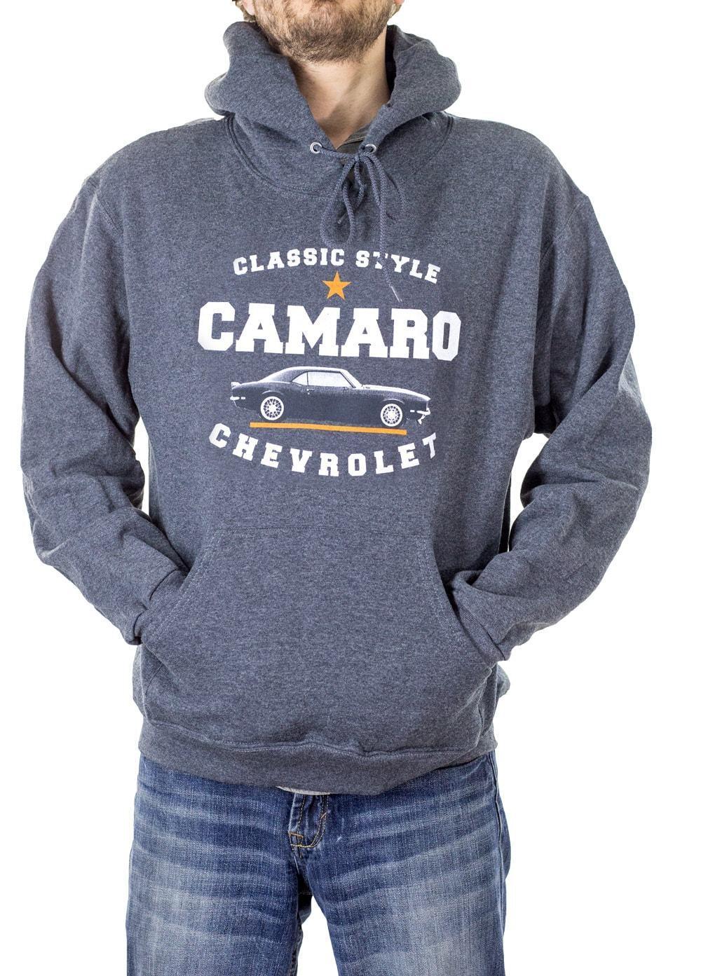 Camaro Classic Style Graphic Hoodie Sweatshirt