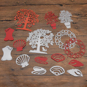 Cute Metal Cutting Dies Stencil DIY Scrapbooking Paper Card Embossing Craft Gift