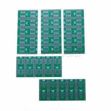 50pcs SMT Adapter Double Sided Circuit PCB SMD Prototype Board Module for SOP16