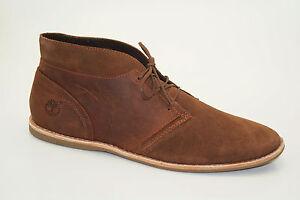 Timberland-revenia-Desert-Chukka-Botas-Zapatos-De-Cordones-Zapatos-Hombre-9629b