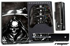 Designer Skin for XBOX ONE 1 Gaming Console +2 Controller Sticker Decals Re