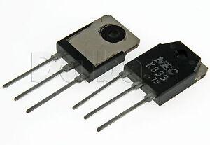 2SK833-Original-New-Nec-MOSFET-K833-ECG-2378-NTE-2378