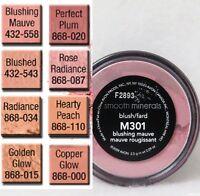 Avon Smooth Minerals Powder Blush Choose Shade Free Shipping
