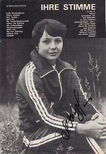 LYUDMILA KONDRATYEVA *URS* > 1. Olympics 1980 / ATH - sign. Bookfoto