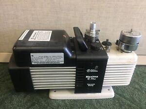 Details about Fisher Scientific Maxima C Plus Model M4C T55JXBZD-1146  Vacuum Pump