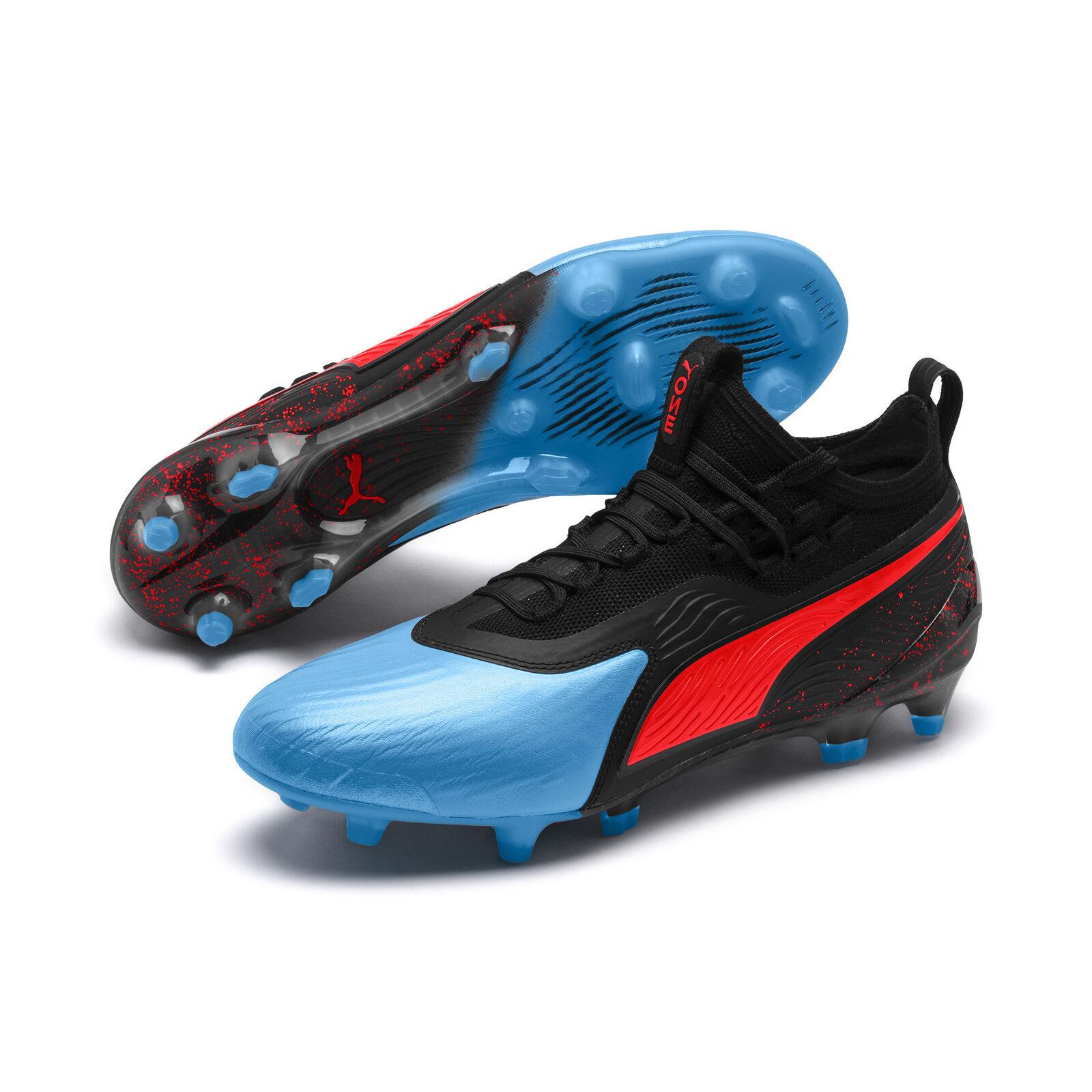 PUMA PUMA ONE 19.1 FG AG Hombre Zapatos Fútbol Nuevo