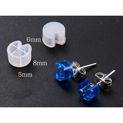 20 Resin Casting Silicone Mold for Necklace Pendant Earring Making DIY Craft