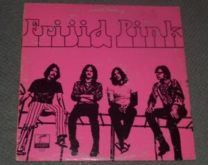 Frijid-Pink-Self-Titled-LP-1970-Psychedelic-Blues-Rock-Parrot-FAST-SHIPPING