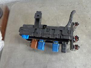 engine fuse relay box 1 6l 4 cyl 5 speed 96 97 98 99 nissan sentra rh ebay com 97 nissan sentra fuse box location 97 Nissan Sentra Modified