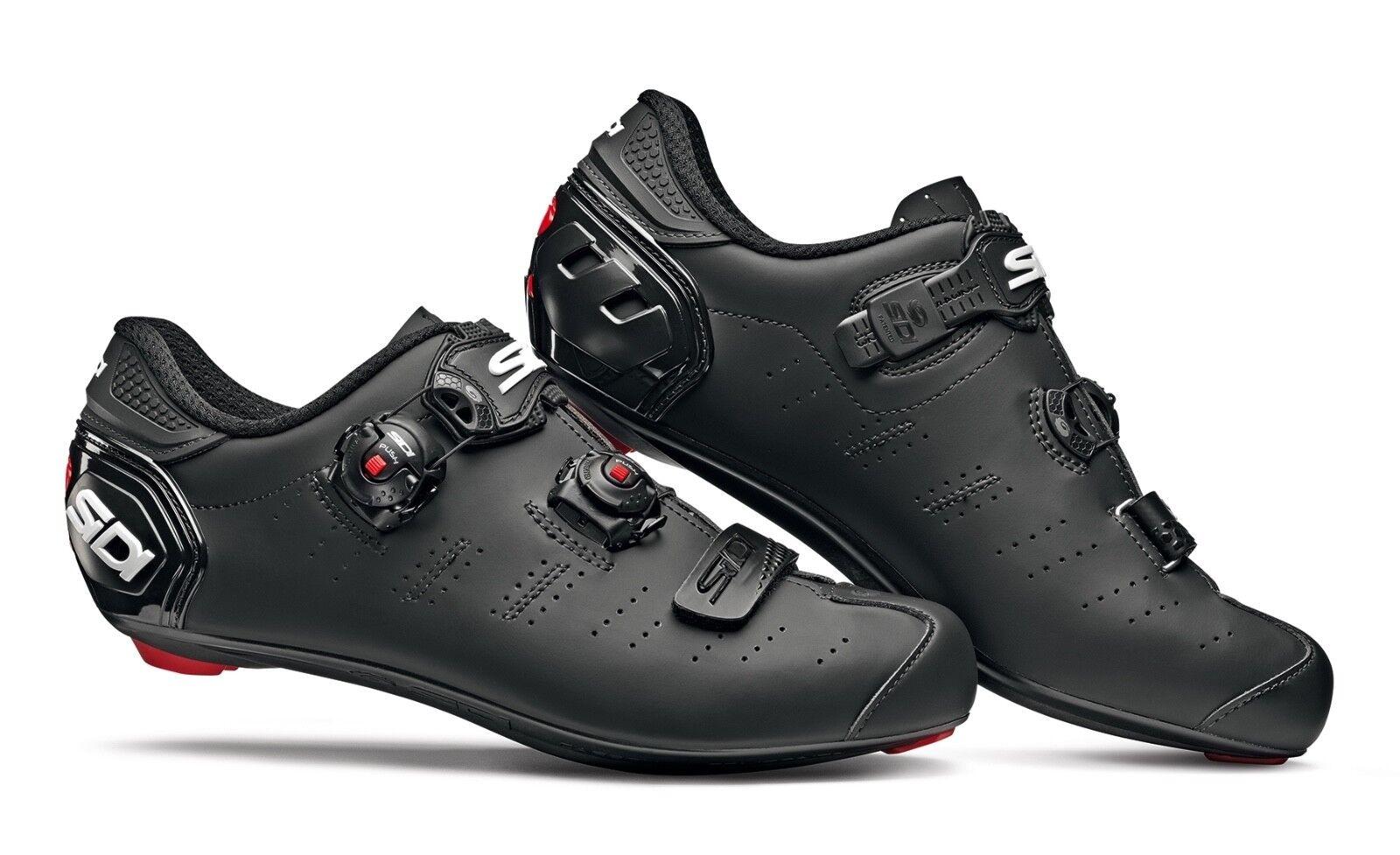 Schuhe SIDI ERGO 5 MEGA MATT noir Größe 45