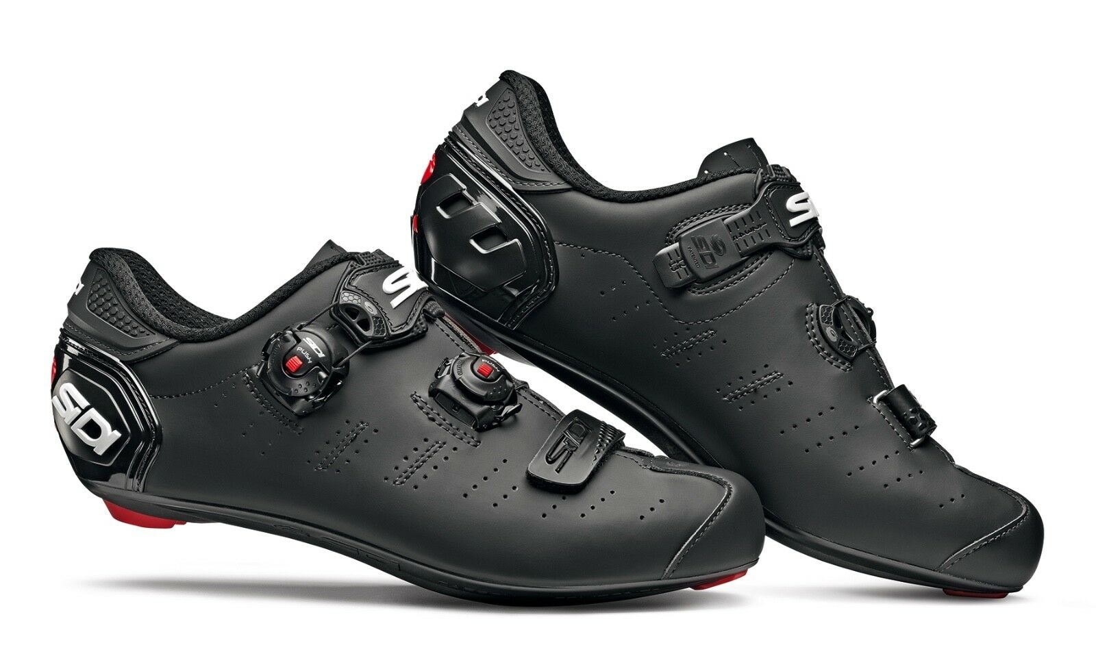 Schuhe SIDI ERGO 5 MEGA MATT NERO Größe 47