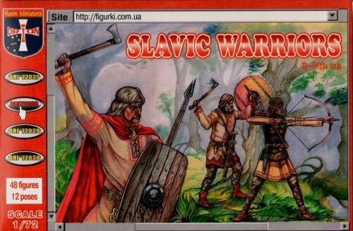 ORION 1//72 Slavic Warriors # 72028