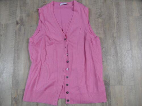 M Rose Magnifique tricot gilet Kos1217 Cashmere Nice Connection en 44 Top Gr OTXqp
