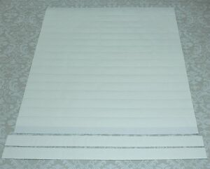 """Mr. Pleater Board, pleats fabric fast and easy, size 1 1/2"""" pleats."""