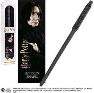 Zauberstab-Magische-Von-Severus-Snape-Mit-Lesezeichen-Edle-NN6323-Harry-Potter