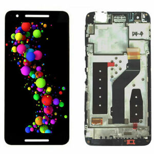 For-Huawei-Google-Nexus-6P-LCD-Display-Touch-Screen-Digitizer-Assembly-Frame