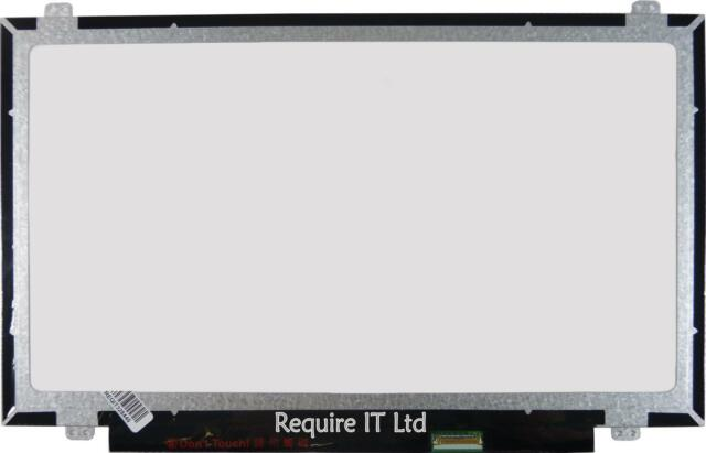 "NEW 14.0"" HD LED LAPTOP SCREEN DISPLAY PANEL GLOSSY FOR COMPAQ HP 14-CB SERIES"