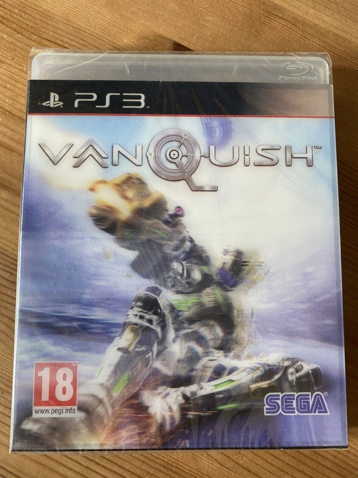 Vanquish PS3 Game New And Sealed