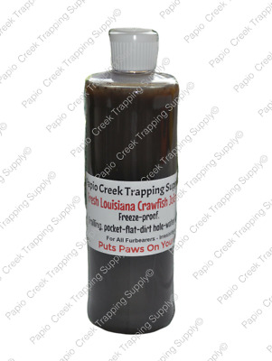 Papio Creek Trapping Supply Sodium Benzoate Bait Maker/'s Compound THREE POUNDS