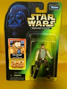 Star Wars - Expanded Universe - Kyle Katarn (Dark Forces)