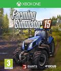 FARMING SIMULATOR 15 JEU XBOX ONE NEUF