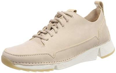 79 WOMENS CLARKS TRI SPARK NUDE REAL