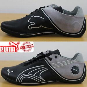 PUMA-Future-Cat-Para-Hombre-y-Chicos-tenis-Remix-NT-Cuero-Motorsports-Botas-30369204