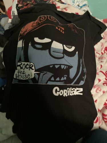 Gorillaz Shirt