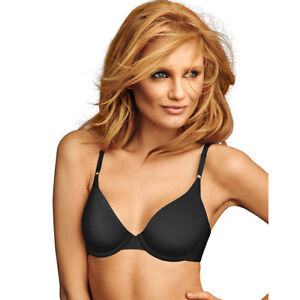 1727d8c87e Maidenform 7959 One Fabulous Fit Demi Underwire Bra 36 a Black 36a ...