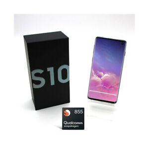 SMARTPHONE-SAMSUNG-GALAXY-S10-128GB-PRISM-BLACK-NERO-6-1-034-SNAPDRAGON-G973U1