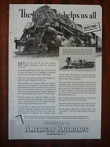 034-The-Big-Fellow-Helps-Us-All-Mallet-Steam-Railroad-Locomotive-Ad