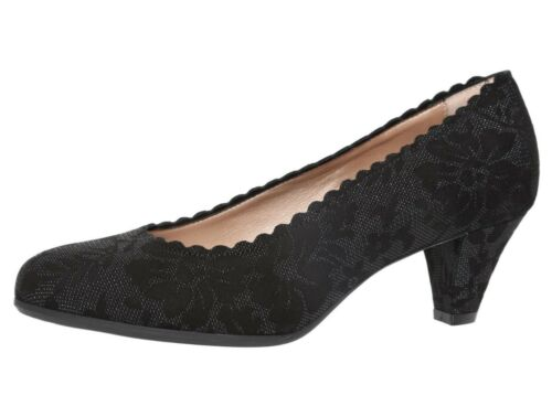BeautiFeel Women/'s Estella Black Dress Pumps 10609 Size 37 EU