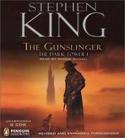 The Gunslinger (The Dark Tower, Book 1) ~ King, Stephen; Guidall, George CD