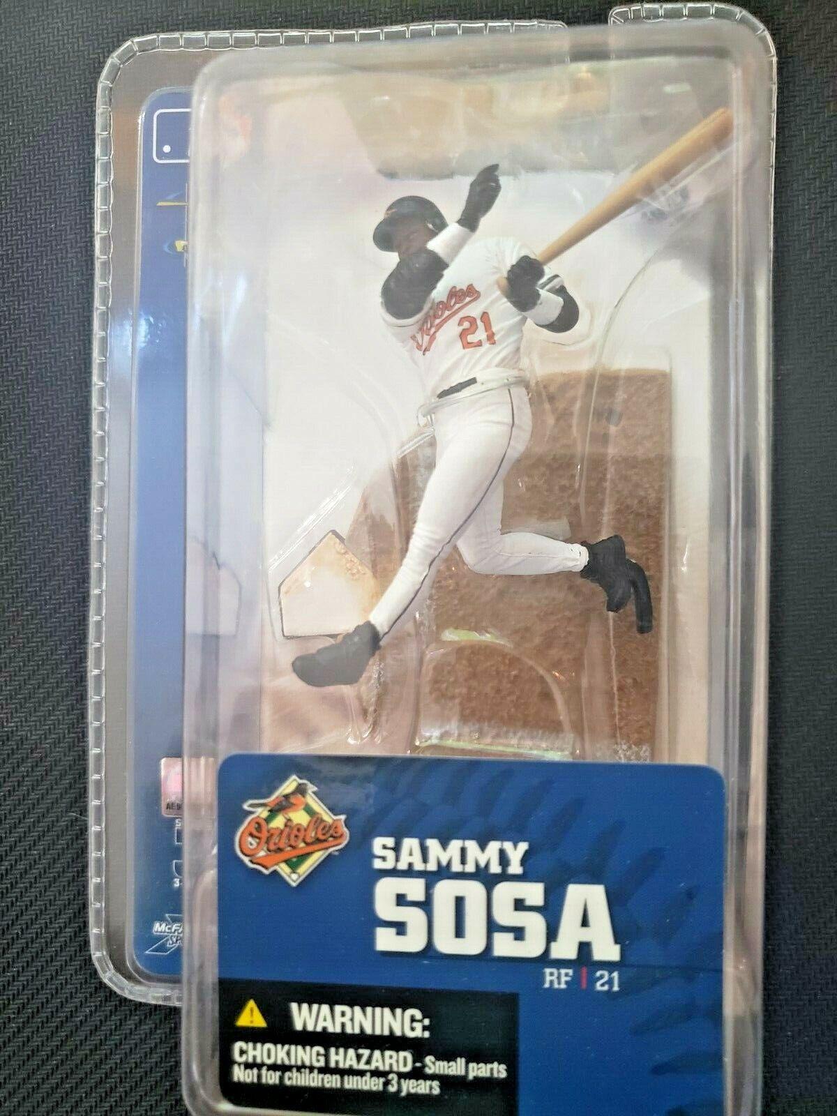 """McFarlane MLB series 3 Mini 3/"""" SAMMY SOSA"""