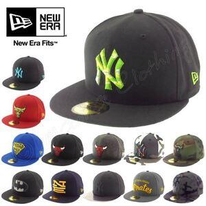 La imagen se está cargando NEW-ERA-Cappello-59FIFTY-Cap-NY-Nuovo-MLB- b3a0f6da1eb7