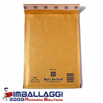 imballaggi2000 Buste Postali Imbottite iM@il cm 18 x 26 Pezzi 1000 D
