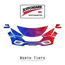 PreCut 3M Scotchgard Paint Protection Clear Bra for Hyundai Santa Fe Sport 2017