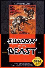 ## SEGA GENESIS - Shadow of the Beast - (US Mega Drive) ##
