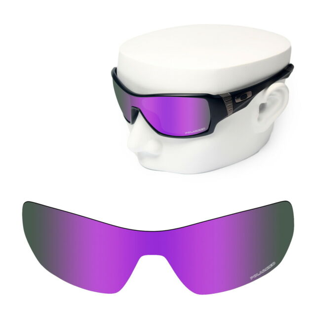 ba68ecdcd6d OOWLIT Replacement Sunglass Lenses for-Oakley Offshoot POLARIZED - Plasma  Purple