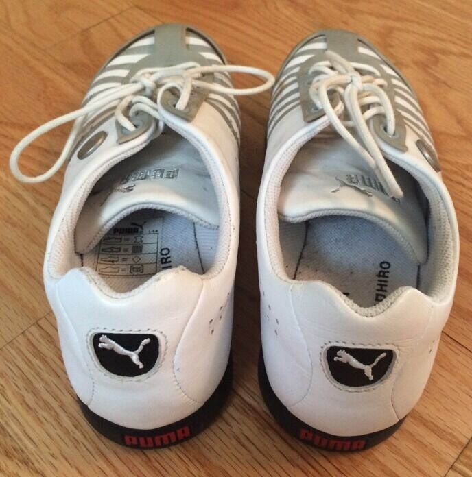 Puma By MIHARA YASUHIRO MY-28 Schuhes Sneakers Größe Silver 37 (7). WEISS & Silver Größe Leder e1d057