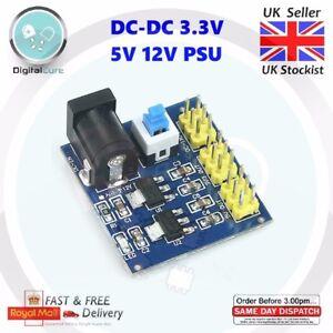 Details about AMS1117 DC-DC Voltage Regulator 6-12V to 3 3V 5V 12V Power  Supply Module- LM2596