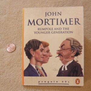 Penguin-60s-Classic-Orange-John-Mortimer-Rumpole-amp-the-Younger-Generation